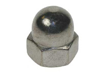 Picture of a DIN 1587 dome nut