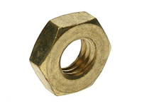 Picture of a DIN 439B half lock nut