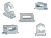 PEM Cable Tie Mounts and Hooks for Sheet Metal